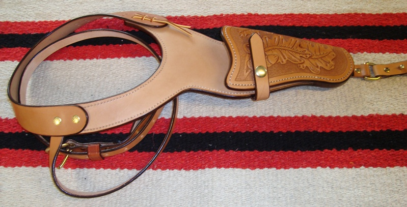 Rocking K Saddlery Cool Holster Patterns